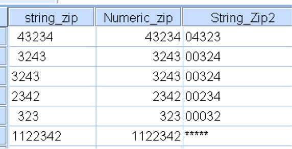 spss variables example 3